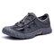 Men Anti-collision Outdoor Slip Resistant Hiking Sandals - Gray