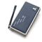 Sacs de rangement universels pour cartes de téléphone PU Long portefeuille sac à main pour Xiaomi Huawei Samsung iPhone 7 - Bleu