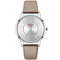 Analog Casual Style Women Wrist Watch Leather Band Quartz Watch