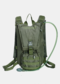 Men Oxford Cloth Tactical Camouflage Outdoor Riding Climbing Sport Water Bottole Pocket Backpack - #05