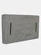 Abnehmbare Matratzentasche Innen- und Außenbewegung Wasserdichter wiederverwendbarer Sonnenschutz-Matratzenbezug - Grau