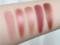 Paleta De Sombra De Cinco Cores De Seda Fosco Pearlescent Eyeshadows Olhos Maquiagem Beleza