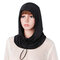 Cappello regolabile da sole estivo da donna con cappuccio regolabile