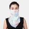 通気性の速乾性の夏の屋外の乗馬マスク印刷ネックプロテクター日焼け止めスカーフマスク - 03
