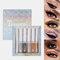 6 Colors High Gloss Eyeliner Liquid Eyeliner Pen Waterproof Quick Dry No Blooming Pearly Eye Makeup - #01