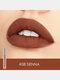 10 Farben Velvet Matte Lip Glaze Wasserdichte, nicht markierende Lipgloss-Kosmetik - #08