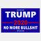 90 * 150 سم علم ترامب 2020 علم الحملة - 06