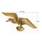 Europeo 3D estéreo pared resina pájaro pared fondo ornamento hogar artesanía decoración - #15