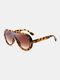 Unisex PC Full Frame Colorful One-piece Lens Anti-UV Goggles Fashion Sunglasses - #02