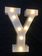 LED English Letter And Symbol Pattern Night Light Home Room Proposal Decor Creative Modeling Lights For Bedroom Birthday Party - #25