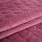 Plush Washable Sofa Cover WaterProof Anti-dirt Pet Dog Cat Slipcovers - Wine
