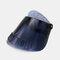 Anti-fog Anti-UV Outdoor Cover Face Sun Hat Adjustable - Blue