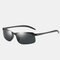 Photochromic Day and Night Driving Sunglasses with Polarized Lens For Riding Outdoor - #02
