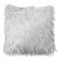 40x40 Faux Wool Fur Kissenbezug Fluffy Soft Plüsch Dekokissen Fall Home Decor