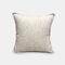 Einfarbiges Sofa Kissenbezug Polyester Leinen Kreative Autokissen Zimmer Wohnzimmer Kissen - Beige