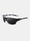 نظارة شمسية رجالية بإطار كامل ومضادة للأشعة فوق البنفسجية مستقطبة غير رسمية للقيادة الرياضية في الهواء الطلق - #04
