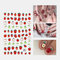 3D Colorful Nail Sticker Fruit Rainbow Series Simple Lovely Decoration Manicure Sticker - 5