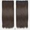 26 цветов длинные прямые Волосы удлинители 5 зажимов ложные Волосы шт. Высокотемпературное волокно Парик - 05