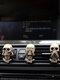 3PCS Set Creative Resin Bone Skull Diffuser Car Vent Clip Air Freshener Car Lucky Ornament - #01