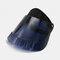 Anti-fog Anti-UV Outdoor Cover Face Sun Hat Adjustable - Black