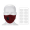 Washable PM2.5 Face Mask Particulate Respirator Anti-Dust Particulate Respirator Filter Mask - 2