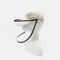 Unisex Anti-fog Removable Mask For Full Protection - White