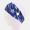 Unisex Yoga Hairband Headband Outdoor Sports Sweat-absorbent Hairband - 02