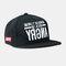 Children's Hip Hop Hat Flat Brim Hat Baseball Caps - #04
