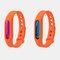 Anti Mosquito Capsule Bracelet Mosquito Repellent Silicone Wristband Mosquito Repellent Bracelet - Orange
