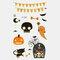 Halloween Luminous Tattoo Children Cartoon Stickers Body Art Waterproof Fake Temporary Tattoo Transfer Paper - 06
