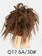 41 Colors Chicken Tail Hair Ring Messy Fluffy Rubber Band Curly Hair Bag Wig - 05