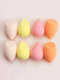 8 Stück Beauty Eggs Set Wet-Dry Dual Purpose Loose Powder Blush Makeup Puff - #03