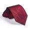 Men Print Polyester Precision Textile Soft Tie Business Party Vogue Wild Tie