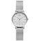 SHENGKE Classic Quartz Watches Ultra Thin Waterproof Leather Stainless Steel Minimalist Wathces - #2