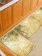 Pintura de acuarela Patrón Soft Puerta antideslizante Manta Alfombra Alfombra Alfombra de piso de cocina Interior al aire libre Decoración - #06
