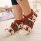 Unisex grueso piso cálido calcetines inferior antideslizante para el hogar calcetines transpirable Soft tobillo calcetines