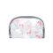 PVC Flamingo Waterproof Storage Bag Cosmetic Bag Transparent Wash Bag Desktop Finishing Package