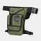 Nylon Outdoor Multi-function Hip Bag Belt Bag For Women Men - ArmyGreen