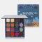 IMAGIC Professional Shimmer Matte Eyeshadow Palette 16Colors Natural Waterproof Lasting Eyeshadow - Blue