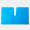 5 Farben Tragbare Faltmaske Aufbewahrungsclip Einwegmaske Temporärer Clip  - Blau