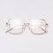 Anti Blue Light Goggles Led Reading Glasses Radiation-resistant Glasses Computer Gaming Eye Glasses - Pink