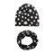 Cool Boy Print Sombrero Set de bufanda para 0-4 años - 3