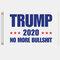 90 * 150 سم علم ترامب 2020 علم الحملة - 02