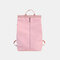 Men Waterproof Nylon Casual Large Capacity Backpack - Pink