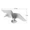 Europeo 3D estéreo pared resina pájaro pared fondo ornamento hogar artesanía decoración - #5