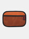 Multifunctional Vehicle Mobile Phone Storage Net Pocket Sticky Car Seat Back Portable Car Storage Bag - #13