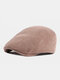 पुरुषों और महिलाओं के ठोस रंग आकस्मिक आउटडोर आगे टोपी फ्लैट टोपी टोपी टोपी - हाकी