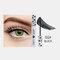 3D Colorful Mascara Long Curling Thick Silky Waterproof Lasting Eyelash Extension Beauty Makeup - Black