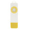 Mini USB Essential Oil Aromatherapy Diffuser Aroma Fresh Air Car Room 4 Colors - Yellow