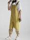 قطن عادي اللون مطبخ مريلة خبز بالزهور قماش مطعم ضد للماء مريلة خبز - الأصفر